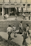 Memphis State University campus, Memphis, Tennessee, 1974