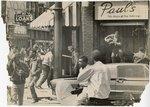 Looters in Memphis, 1968