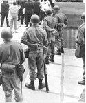 National Guardsmen in Memphis, April 1968