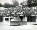 Cargoe performing at the Shell, Memphis, TN, 1971