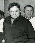 Johnny Cash and Marshall Grant, 1971