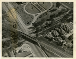 Central Avenue overpass, Memphis, Tennessee, 1938