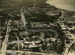 Chickasaw Heritage Park and U.S. Marine Hospital, Memphis, Tennessee, 1937