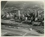 Downtown Memphis, Tennessee, circa 1970