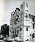 Beale Street 1st Baptist Church, Memphis, TN, 1966