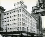 Bry's Department Store, Memphis, TN, 1962