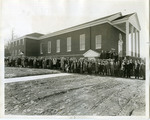 Whitten Memorial Baptist Church, Memphis, TN, 1953