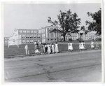East High School, Memphis, 1950