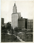 Columbian Mutual Tower, Memphis, 1931