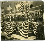 Veterans' Hospital #88 dedication, Memphis, 1922