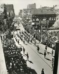 Beale Street parade, Memphis, Tennessee, 1960