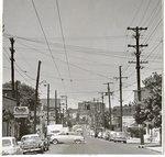 Beale Street, Memphis, 1954