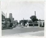 Court Avenue, Memphis, 1952