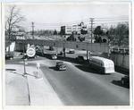Central Avenue, Memphis, 1950