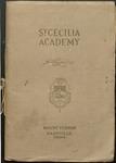 St. Cecilia Academy, Nashville, catalog, circa 1907