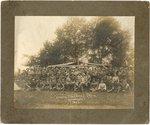 Camp John I. Cox, Murfreesboro, 1905