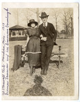 Lee Simmons Crumbaugh and Frances Jameson, 1919
