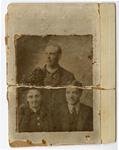 Crumbaugh family portrait