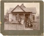 George C. Crumbaugh family, Paducah, Kentucky (?)