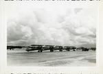 Stearman biplanes, Maxwell Field, 1944