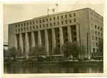 Dai-ichi Building (GHQ), Tokyo, circa 1946