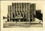 Hibiya Public Hall, Tokyo, circa 1946