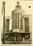 Hibiya Theatre, Tokyo, circa 1946