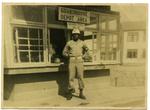 Military policeman, Tokyo, circa 1946