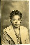 Miss V.N. Baker, circa 1946