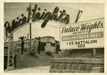 Pacific Heights military housing, Tokyo, circa 1946