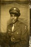 Private First Class Louis Caery, circa 1946