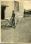 Soldier, Tokyo, circa 1946