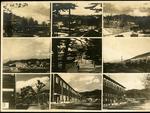 Unidentified U.S. military base in Japan, circa 1946