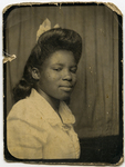 Unknown African American woman, circa 1946