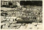 Abandoned Japanese military supplies, circa 1945