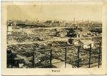 Devastated Tokyo, circa 1945
