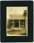 Johnson & Rayburn store, Sardis, Mississippi
