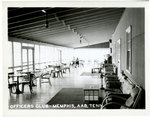 Officers' Club, Army Air Force Base, Memphis, Tennessee, 1940s