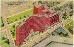 Baptist Memorial Hospital, Memphis, TN, c. 1955