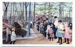 Bear Pits at Overton Park, Memphis, TN, c. 1910