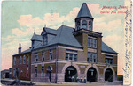 Central Fire Station, Memphis, TN, c. 1907