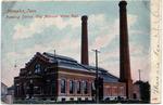 City Artesian Water Department Pumping Station, Memphis, TN, c. 1910