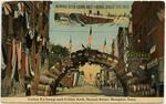 Cotton Bale Arch, Memphis, TN, c. 1911