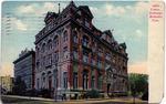 Cotton Exchange, Memphis, TN, c. 1907