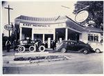 East Memphis Motor Co., Memphis, TN, c. 1937