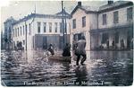 Great Flood of 1912, Memphis, TN, c. 1914