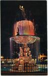 Hebe Fountain, Court Square, Memphis, TN, c. 1970