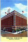 Hotel Chisca, Memphis, TN, c. 1945