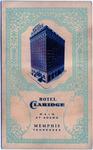 Hotel Claridge, Memphis, TN, c. 1920