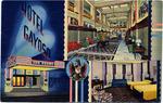 Hotel Gayoso, Memphis, TN, c. 1947